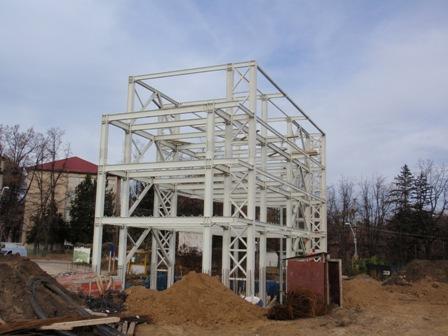 Lucrari, proiecte Sisteme de cladiri metalice PROINVEST - Poza 1