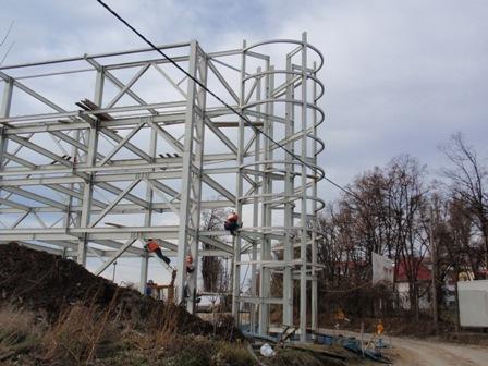 Lucrari, proiecte Sisteme de cladiri metalice PROINVEST - Poza 2