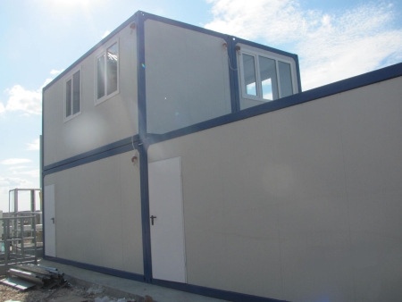 Lucrari, proiecte Constructii modulare din otel PROINVEST - Poza 4