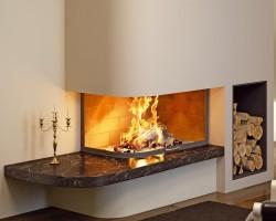 Focare pe lemne pentru seminee Focarele pe lemne TOTEM pentru seminee realizate din otel ofera vedere totala a focului. Pot fi patrate, dreptunghiulare sau rotunde, cu o deschidere sau dubla deschidere