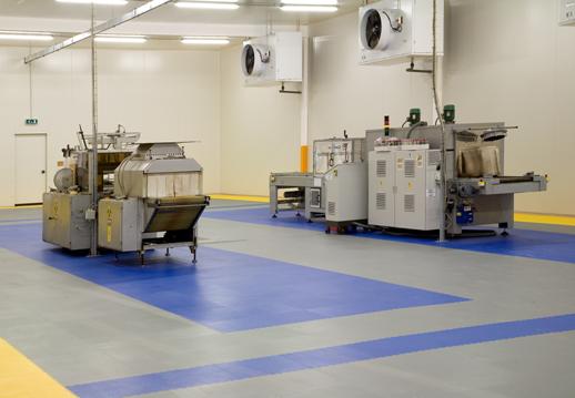 Placi industriale din PVC Multi Tile SILDAN - Poza 4