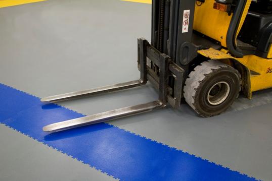 Placi industriale din PVC Multi Tile SILDAN - Poza 5