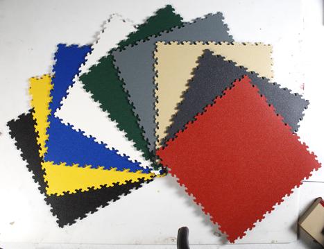 Placi industriale din PVC Multi Tile SILDAN - Poza 1
