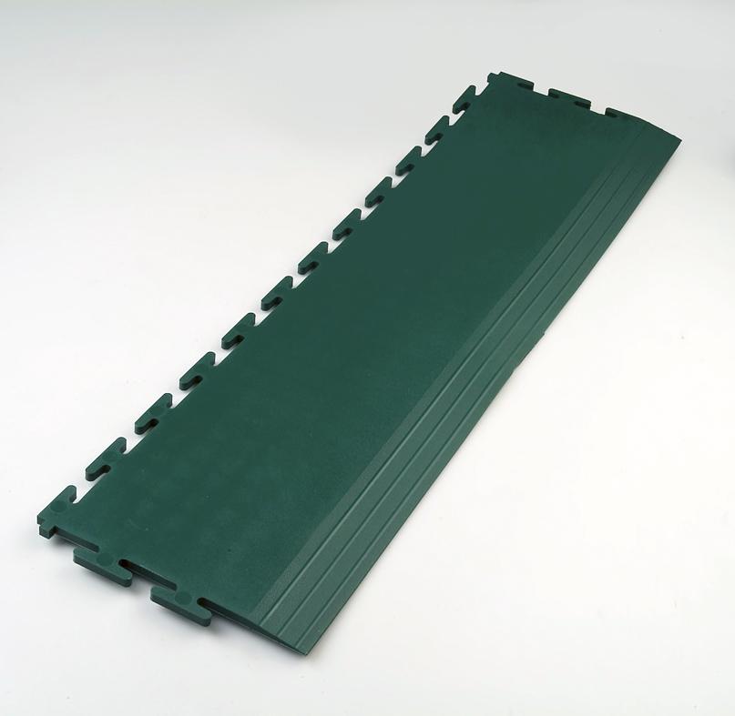Placi industriale din PVC Lock-Tile rampa verde SILDAN - Poza 4