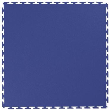 Placi industriale din PVC Lock-Tile albastru SILDAN - Poza 6