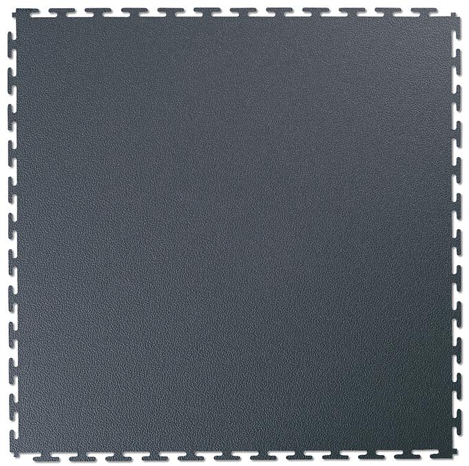 Placi industriale din PVC Lock-Tile gri SILDAN - Poza 8