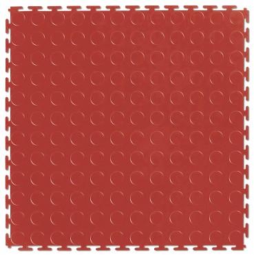 Placi industriale din PVC Lock-Tile rosu SILDAN - Poza 9