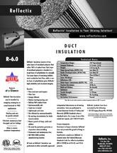 Folii termoizolante - Instructiuni izolare tubulaturi si conducte REFLECTIX