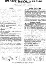 Folii termoizolante - Studiu privind transferul caldurii prin radiatie REFLECTIX