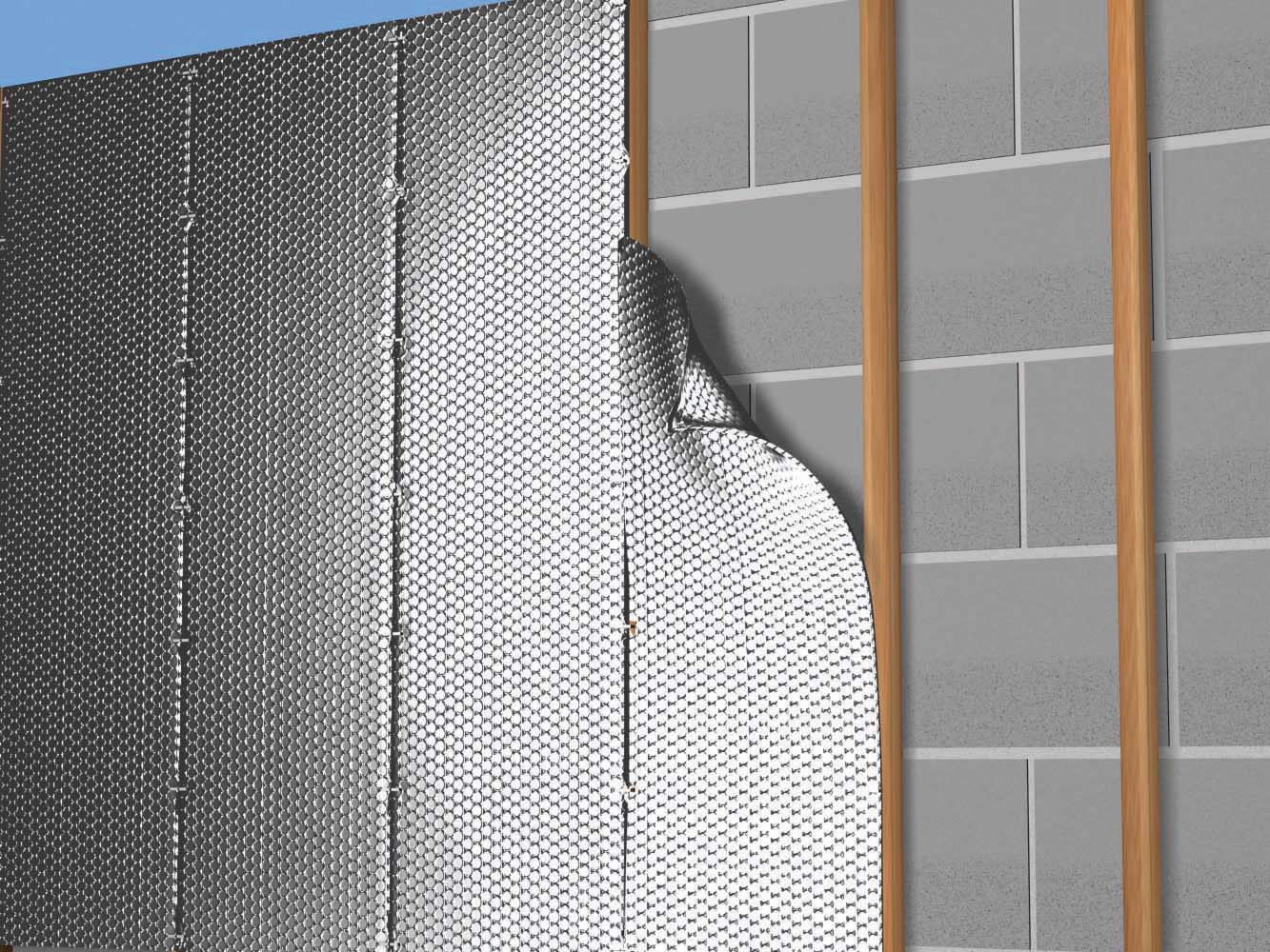 Folie termoizolanta utlilizare - Hale industriale REFLECTIX - Poza 1