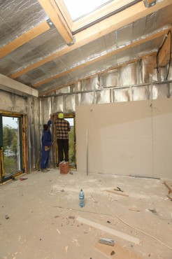 Folie termoizolanta utlilizare - Pereti de interior din zidarie REFLECTIX - Poza 4