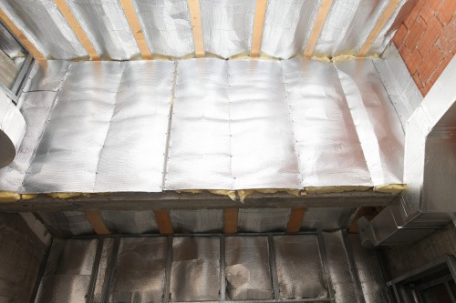 Folie termoizolanta utlilizare - Acoperisuri, poduri si mansarde REFLECTIX - Poza 3