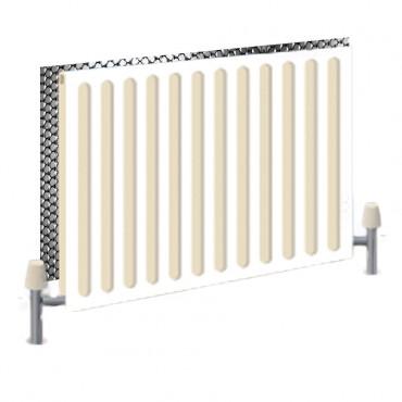 Folie termoizolanta utlilizata ca bariera radianta in spatele radiatoarelor REFLECTIX - Poza 4