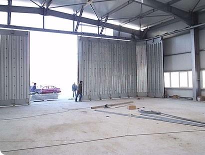 Lucrari, proiecte Porti industriale sectionale GUNTHER-TORE - Poza 96