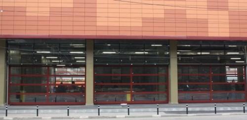 Lucrari, proiecte Porti industriale sectionale GUNTHER-TORE - Poza 107
