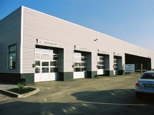 Lucrari, proiecte Porti industriale sectionale GUNTHER-TORE - Poza 1