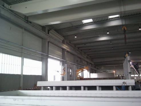 Lucrari, proiecte Porti industriale sectionale GUNTHER-TORE - Poza 3