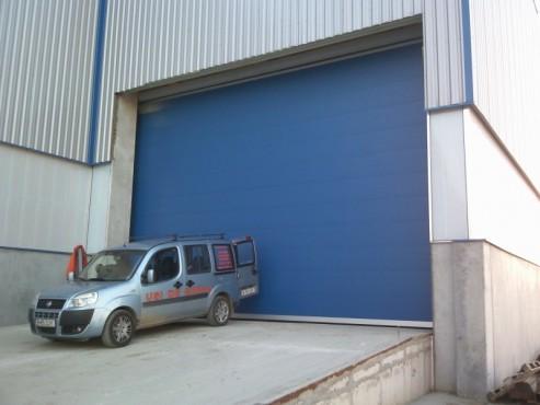 Lucrari, proiecte Porti industriale sectionale GUNTHER-TORE - Poza 5