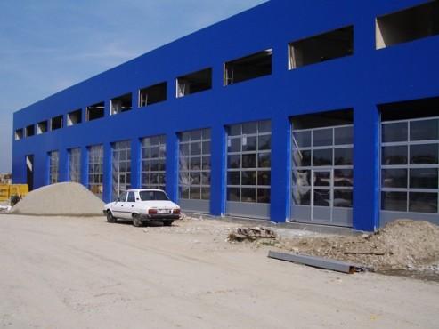 Lucrari, proiecte Porti industriale sectionale GUNTHER-TORE - Poza 10