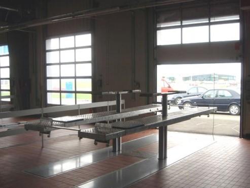 Lucrari, proiecte Porti industriale sectionale GUNTHER-TORE - Poza 11