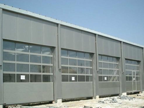 Lucrari, proiecte Porti industriale sectionale GUNTHER-TORE - Poza 15