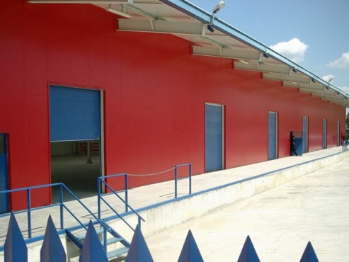 Lucrari, proiecte Porti industriale sectionale GUNTHER-TORE - Poza 23