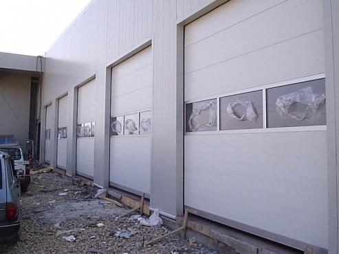 Lucrari, proiecte Porti industriale sectionale GUNTHER-TORE - Poza 41