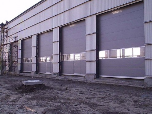 Lucrari, proiecte Porti industriale sectionale GUNTHER-TORE - Poza 47