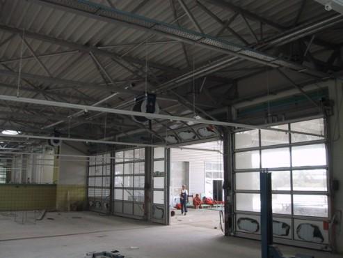 Lucrari, proiecte Porti industriale sectionale GUNTHER-TORE - Poza 50