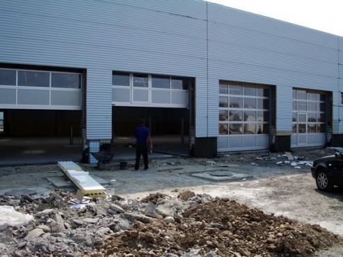 Lucrari, proiecte Porti industriale sectionale GUNTHER-TORE - Poza 52