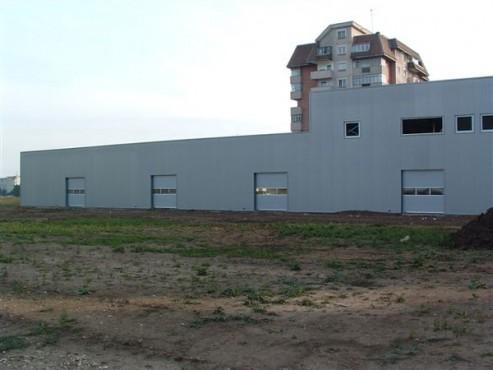 Lucrari, proiecte Porti industriale sectionale GUNTHER-TORE - Poza 58