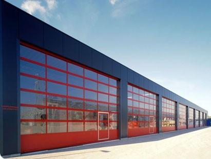 Lucrari, proiecte Porti industriale sectionale GUNTHER-TORE - Poza 76