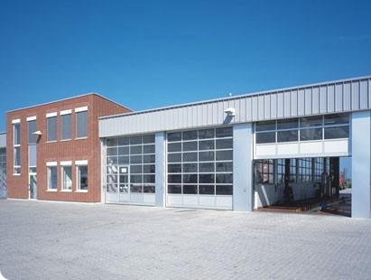 Lucrari, proiecte Porti industriale sectionale GUNTHER-TORE - Poza 81