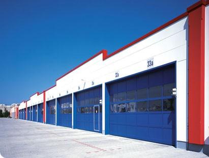 Lucrari, proiecte Porti industriale sectionale GUNTHER-TORE - Poza 83
