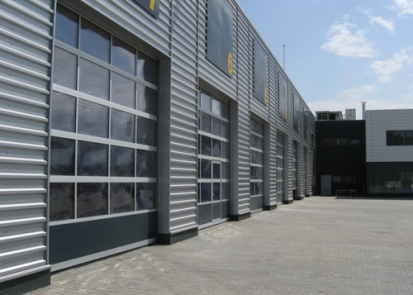 Porti industriale sectionale GUNTHER-TORE
