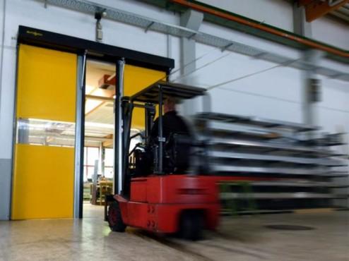 Exemple de utilizare Porti industriale rapide BUTZBACH - Poza 6