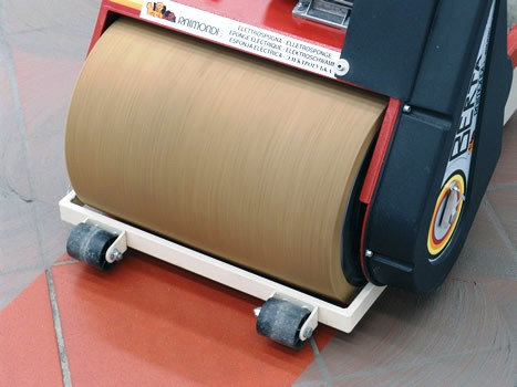 Exemple de utilizare Sistemu de pardoseala ceramica vibrata PLACARI FAINE - Poza 6