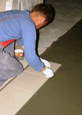 Exemple de utilizare Sistemu de pardoseala ceramica vibrata PLACARI FAINE - Poza 7
