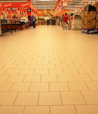 Exemple de utilizare Pardoselala ceramica vibrata - Spatii comerciale PLACARI FAINE - Poza 8
