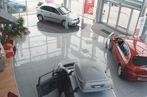 Exemple de utilizare Pardoselala ceramica vibrata - Industria auto PLACARI FAINE - Poza 4