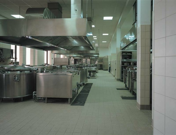 Pardoselala ceramica vibrata - Industria alimentara PLACARI FAINE - Poza 6