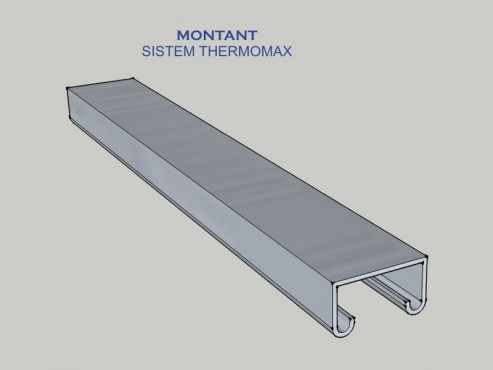 Sistem de anvelopare al cladirilor - Componente sistem THERMOMAX - Poza 2