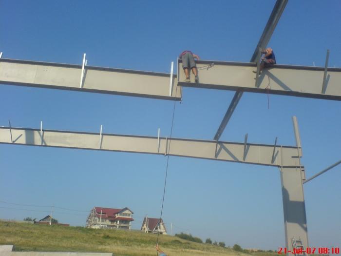 Mr Bricolage - magazin Pitesti 2007 Ghemark Steel - Poza 2