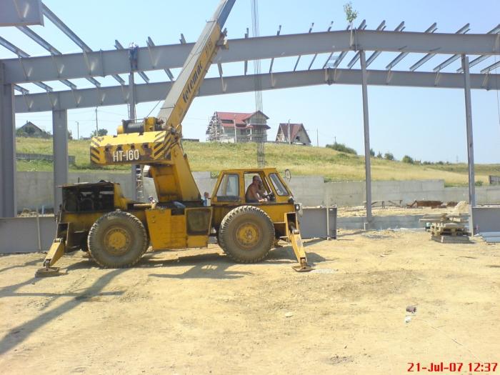 Mr Bricolage - magazin Pitesti 2007 Ghemark Steel - Poza 5