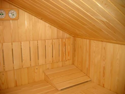 Saune uscate HOBBIT CONCEPT RO - Poza 8