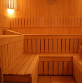 Doresc oferta sauna - echipare standard