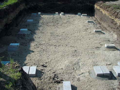 Piscine rezidentiale din beton cu cofraj din aluminiu - Faze de montaj HOBBIT CONCEPT RO - Poza 1