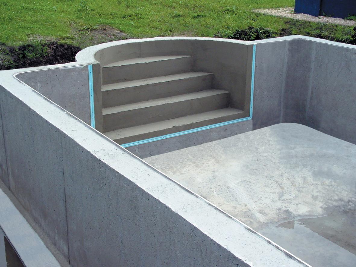 Piscine rezidentiale din beton cu cofraj din aluminiu - Faze de montaj HOBBIT CONCEPT RO - Poza 7