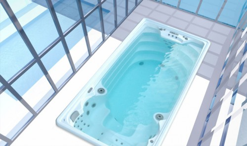 Spa pentru relaxare si inot AQUAVIA SPA - Poza 6