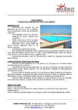 Piscine rezidentiale SKYPOOL ASTRAL POOL